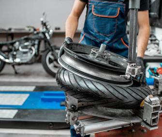 Pmr Moto Siena Montaggio Pneumatici
